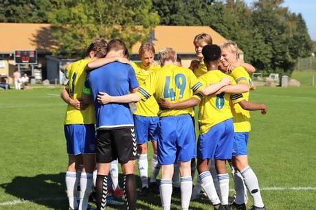 FC Skanderborg vil øge den interne sammenhængskraft i klubben. Arkivfoto