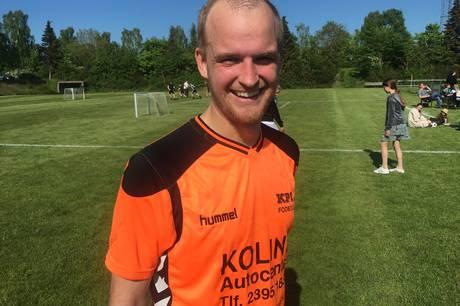 Kolind-Perstrup IF modstod presset og slog topholdet Aarhus Juniors med 4-2 i dramatisk kamp med to røde kort