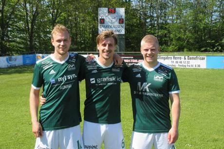 Traditionsklubben Vivild IF med et hav af stolte resultater gennem årene har fundet to assistenter til cheftræner Jesper Møgelvang, som kender Vivild kulturen lige så godt som cheftræneren.