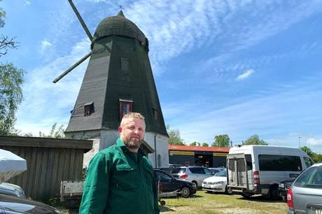 Et livslangt bekendtskab med Hammel Mølle får Lars Bøgelund Jakobsen til at kæmpe for møllens overlevelse.