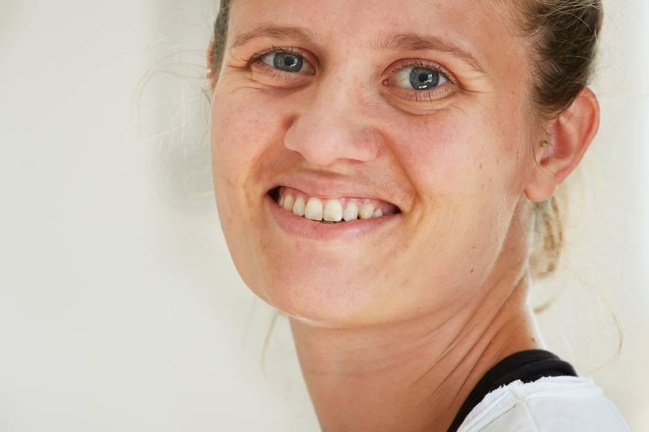 Sognepræst Marie Hedegaard Thomsen. Prfoto