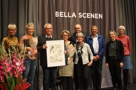 Den danske afdeling af IBBY, Selskabet for Børnelitteratur, har indstillet Slønglerne til organisationens årspris.