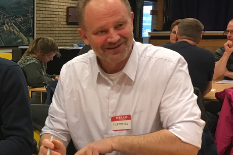 På vegne af Molshallen og Mols i Udvikling har Kasper Nissen, formand for Molshallens forretningsudvalg og næstformand i Mols i Udvikling, forfattet nedenstående mindeord i forbindelse med tidligere halinspektør Flemming Engberg Jensens død.