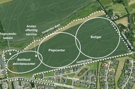 Venstre ønsker at undersøge en mere bynær placering af det nye plejecenter i Hadsten.
