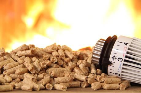 Fjernvarmen skal ikke længere produceres med træpiller efter 2030.
