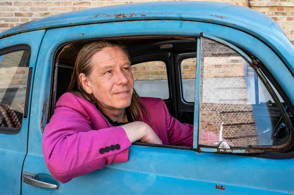 Der er nyt på musikfronten fra Klaus Handsome, der har rødder i Skanderborg. Pressefoto