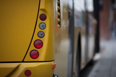24-årig mand overfaldet i bus i Risskov.
