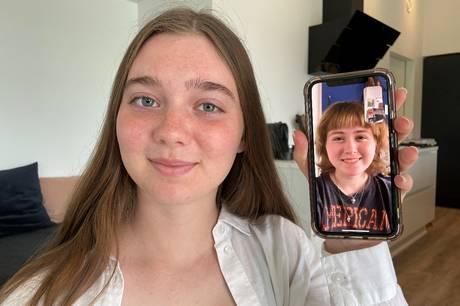 To piger fra Hinnerup-området er kommet ind på gymnasier i Aarhus, de slet ikke har søgt og har over en times transport til hver vej