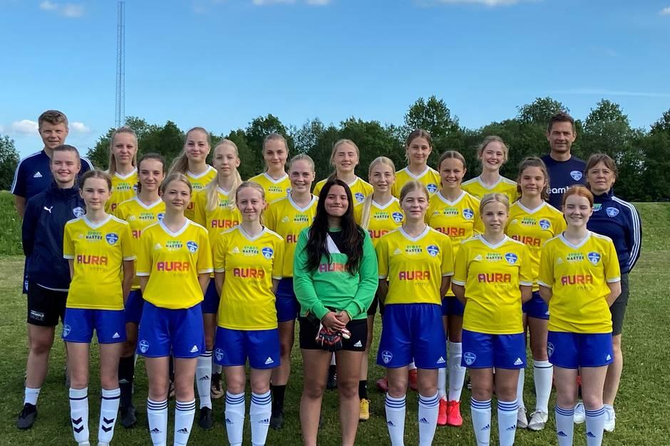 Pigerne gør også klar til at spille både JM-finale og Regionsmesterskab