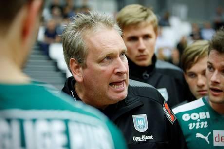 Nick Rasmussen glæder sig til at blive en del af den nye østjyske håndboldsatsning. Foto: Ole Nielsen