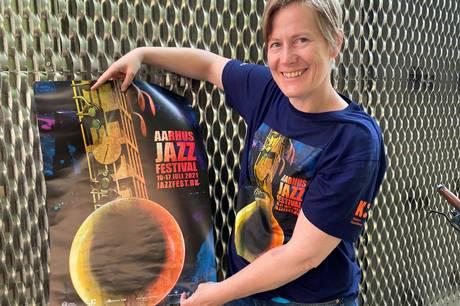 Aarhus Jazz Festival er tilbage med 290 koncerter på 37 spillesteder - og arrangørerne er nærmest lykkelige over, at jazz igen kan flyde i gaderne