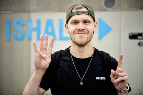 Dansk EM-triumf og NHL-stjerner: Fodboldlandsholdets sejr over Rusland skabte stor begejstring blandt Danmarks største ishockeystjerner.