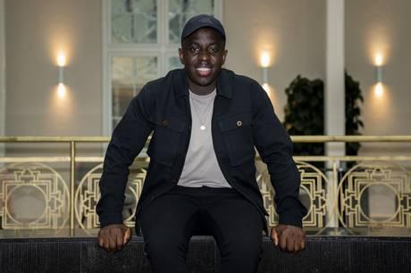 Melvin Kakooza har ændret prioriteterne i sit liv efter hjernetumor-operation.