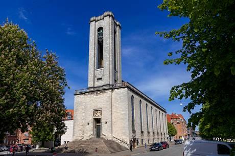Årets sommerstafet i midtbyens kirker handler om kreativitet, og skydes i gang den 8. juli i Skt. Lukas Kirke.