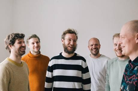 I Think You´re Awesome kan 11. juli opleves ved en særlig koncert, der er arrangeret i samarbejdet med Aarhus Jazz Orchestra. Prfoto