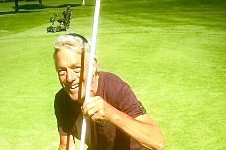 Kjell Rasmussen leverede sæsonens sjette hole in one i Grenaa Golfklub.