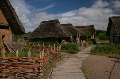 Besøg Danevirke og vikingebyen Hedeby og lær om den danske historie