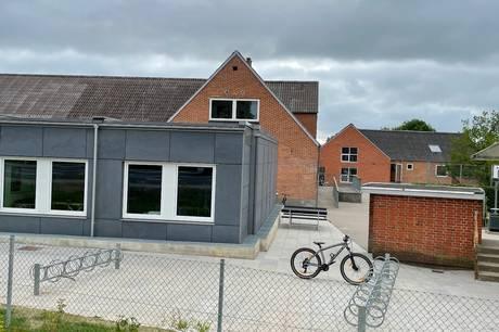 Korsholm Skoles skoledistrikt foreslås udvidet med Skjoldelev