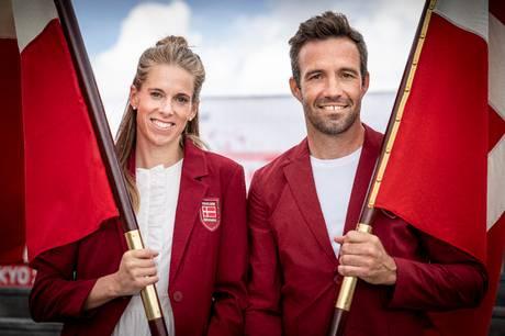 I skrivende stund er der 16 atleter med Aarhus-relation, som stiller op for Danmark til de olympiske lege i Tokyo, der begynder 23. juli.