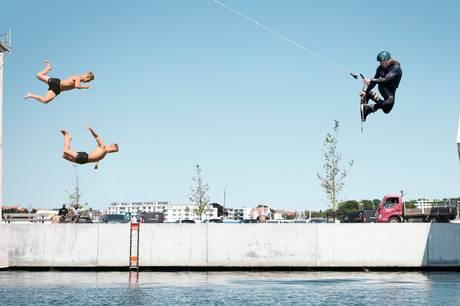 Aarhus Watersports Complex har banket et stort event sammen og får plads til 2.000 tilskuere den 17. juli.