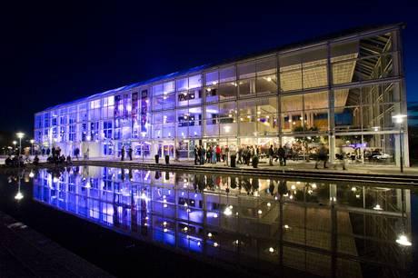 Musikhuset Aarhus oplever lige nu et højere billetsalg end før coronapandemien. Pressefoto: Jonas Høholt/Musikhuset Aarhus