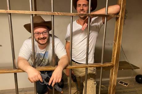 Escapist åbner nye escape rooms i Tilst fredag 16. juli og søger grupper, der vil afprøve deres nye spil: Wanted, der foregår i det vilde vesten.