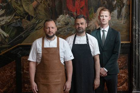 Coronapandemien har været hård ved selskabet bag kendt Aarhus-restaurant, der nu er under konkursbehandling.