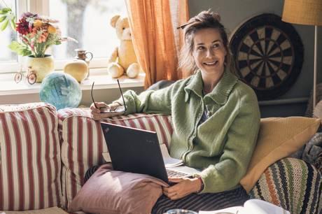 """bi Støving er netop nu aktuel i nyversioneringen af Bjarne Reuters elskede børnebog """"Busters verden"""". (Stillfoto) - Foto: Andreas Bastiansen/Nordisk Film"""