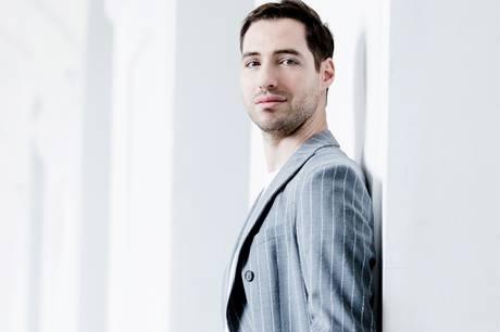 Blandt de medvirkende er tenoren Martin Lechleitner fra Østrig. Pressefoto