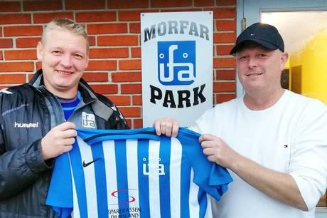 Lasse Dahl Sørensen er tilbage som cheftræner for IF Ådalens bedste seniorspillere efter, at Jesper Møgelvang er rykket til Vivild IF.