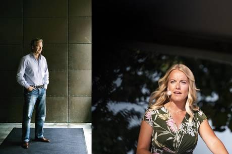 Formand for Nye Borgerlige, Pernille Vermund, og hendes mand, Lars Tvede, er gået fra hinanden.