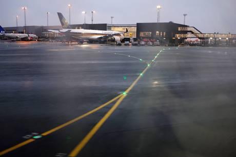 Fagligt møde blandt ansatte udskyder flyafgange i Kastrup Lufthavn med op til halvanden time.