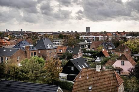 I EU har kun Luxembourg haft større boligprisstigninger end Danmark, hvor priserne er steget 15,3 procent.