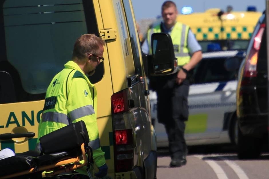 Nu har drengen tilstået, at det var ham, som påkørte tysk turist i juni på Svinkvej ved Hemmet tæt på Ringkøbing Fjord.