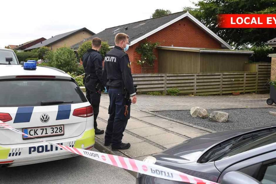Politiets efterforskere undersøger fredag et mistænkeligt dødsfald i Nordjylland.