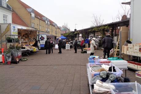Kom og gør en god handel, lyder opfordringen fra kredsen bag Skanderborg Torvedag. Pressefoto