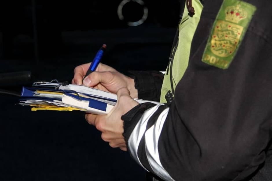 To mænd er henholdsvis fredag og lørdag blevet stoppet i Rønde uden førerret