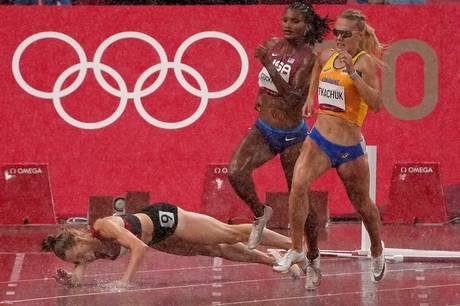 Sara Slott Petersen snublede i OL-semifinale og er færdig
