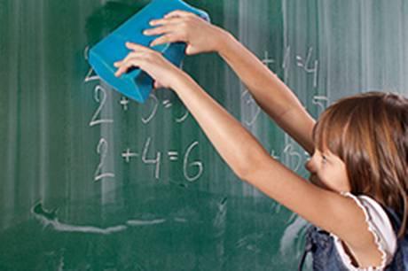 Skolen har et af de højeste karaktergennemsnit i kommunen og oplever lige nu rekordstor søgning på de yngste årgange.