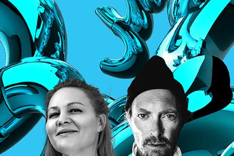Nønne Mai Svalholm præsenterer publikum for koreografiske værker, skulpturer og dans under en kurateret vandring igennem Aarhus Centrum.