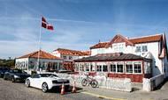 Ruths Hotel i Skagen har valgt at lukke i seks dage, da to medarbejdere er blevet smittede med coronavirus. Foto: René Schütze/Polfoto.