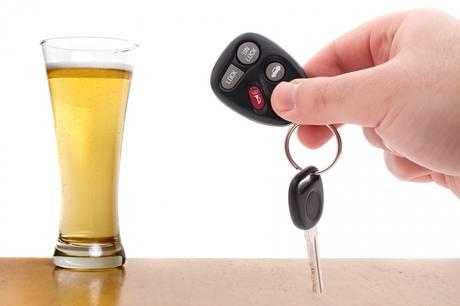 En 75-årig mand havde lidt for meget alkohol i blodet.