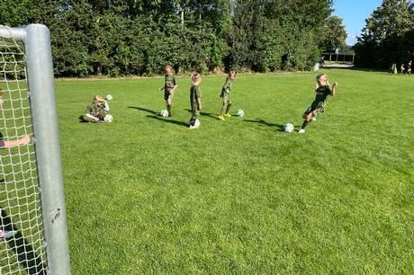 Søften GF har skiftet fra DBU Fodboldskole til DGI Fodboldskole
