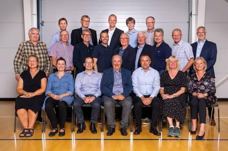 Jens Szabo og Anders Rosenstand Laugesen besætter som ventet de to øverste pladser på Venstre-listen.