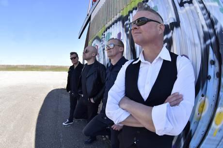 Grumpynators har spillet support for 'Magtens Korridorer' og har også, som det eneste danske band i de sidste 10 år, været support for Volbeat. Pressefoto
