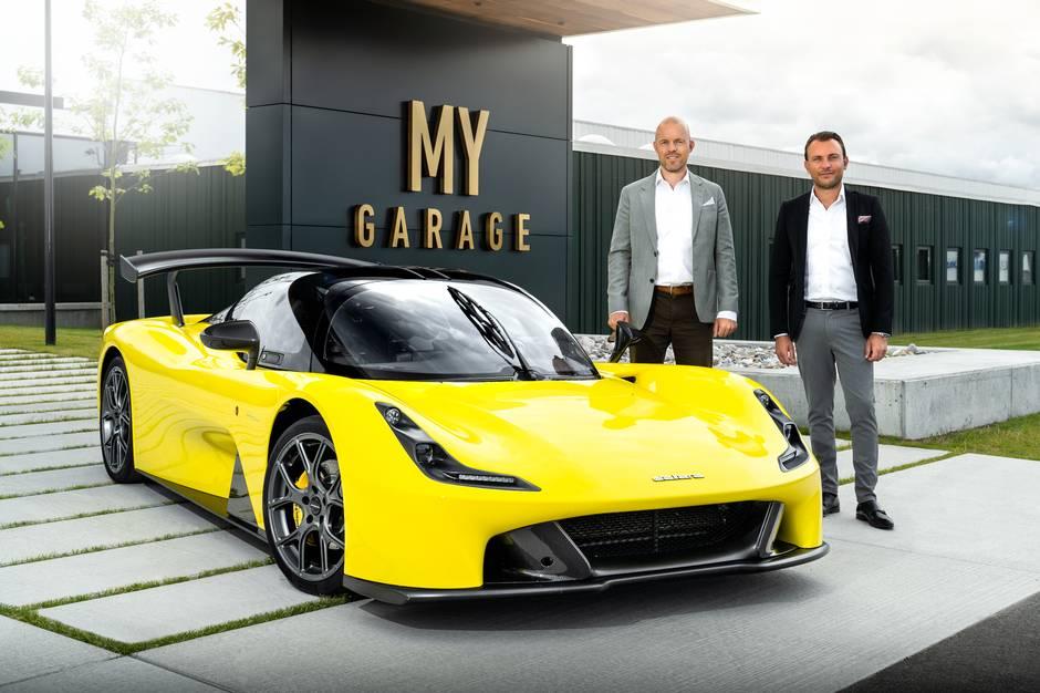 Dallara, der herhjemme er mest kendt for at have bygget Kevin Magnussens Formel 1-racer, gør sit indtog med en supersportsvogn.