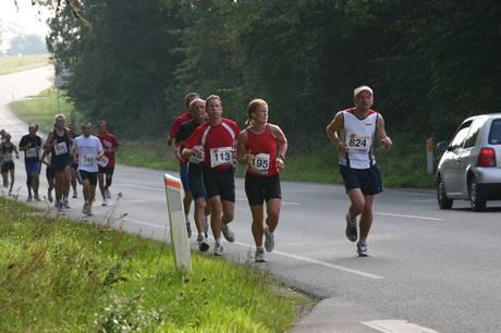 19. september er der halvmaraton i Skanderborg.