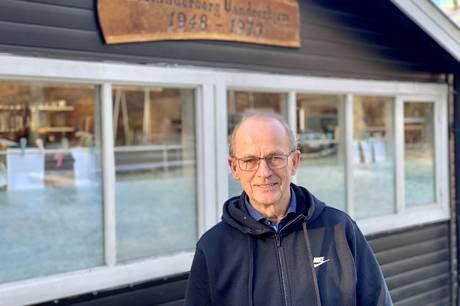 Egon Petersen, medejer af Danhostel Skanderborg, er en af de mange, der melder om en dejlig travl sommer. Pressefoto