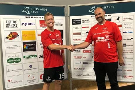 Henning Meisler fra Grenaa er ny formand for Nørre Djurs HK Elite. Han afløser Klaus Allermann, der træder et skridt ned ad rangstigen.