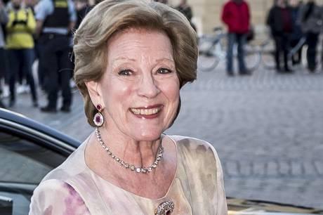 Danskfødte eksdronning Anne-Marie blev Grækenlands dronning i 1964. Tre år senere måtte hun forlade landet efter et kup. Hun fylder 75 år mandag den 30. august.